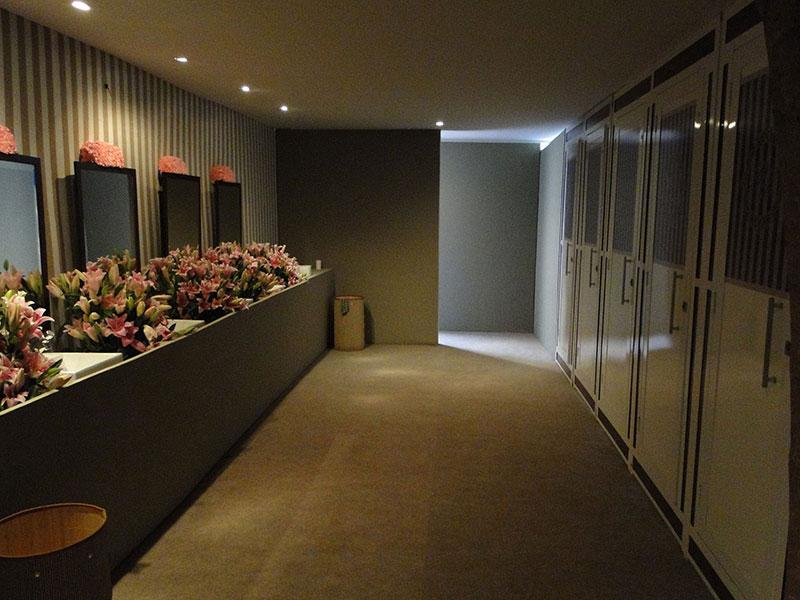 Banheiro VIP