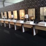 Banheiro móvel para eventos
