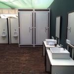 Locação de banheiro vip